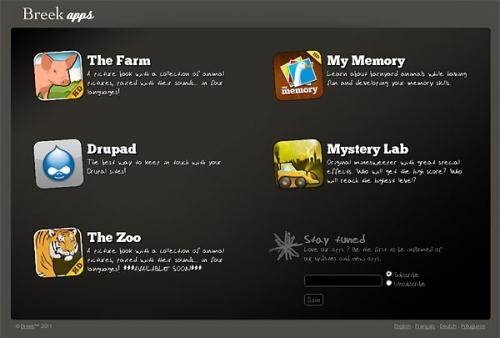 Breekapps.com, nouveau site dédié à nos apps