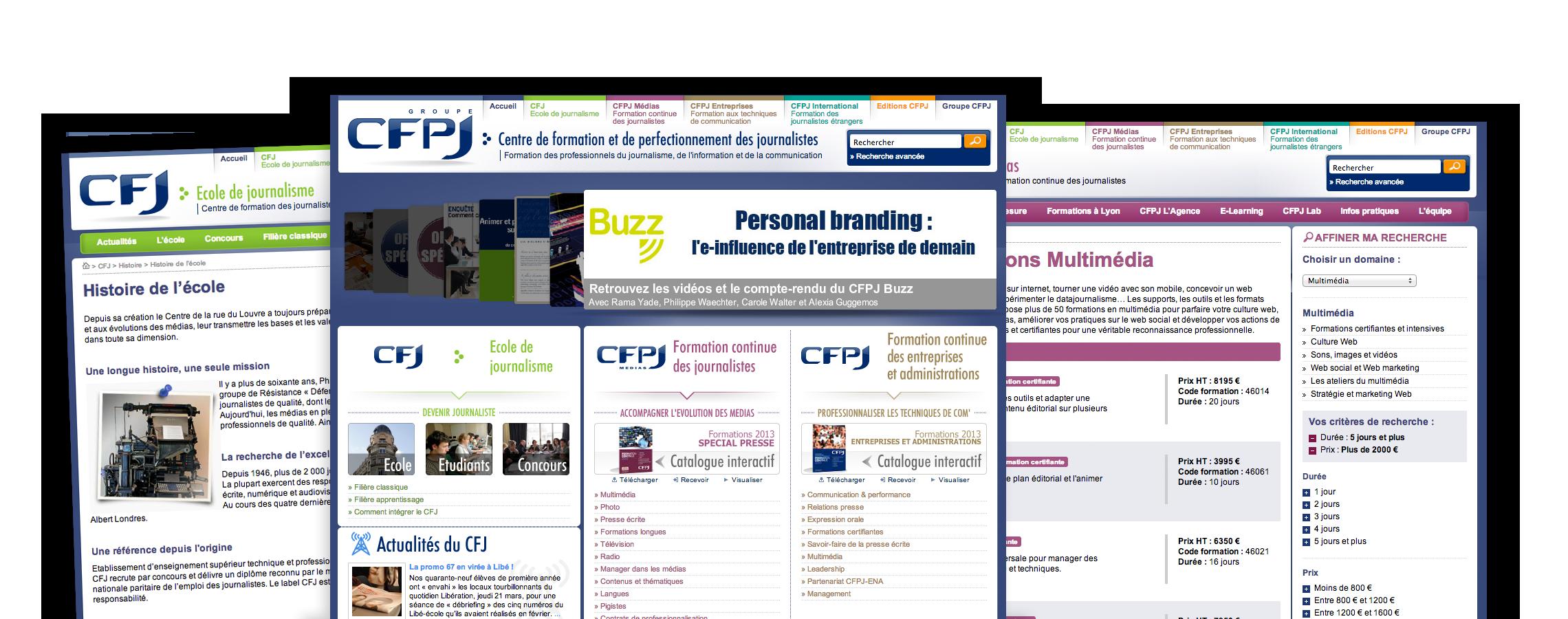 Le CFPJ passe au Web 2.0