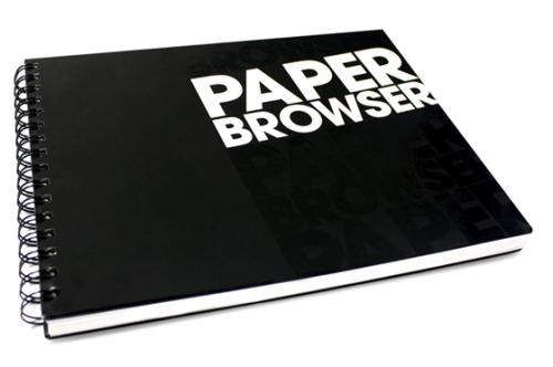 Paper Browser, vous avez aimé les PDFs, les carnets arrivent !