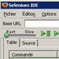 2. Comment paramétrer les tests et scénarios fonctionnels avec Selenium (via l'IDE)
