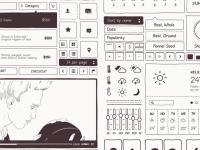Wireframes : ayez du style avec basiliq & Photoshop