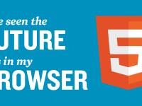 HTML 5: Past, Present & Future