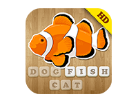Mon premier jeu de mots, jeu pédagogique pour enfants (iPhone, iPad, Mac)