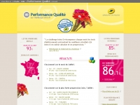 Intranet Performance Qualité (Wordpress)