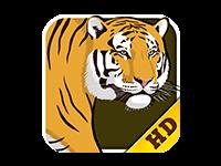 Les animaux du zoo, jeu pédagogique pour enfants (iPhone, iPad, Mac)