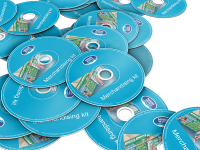 Conception, design et production d'un CD-Rom de e-learning rassemblant les meilleures pratiques commerciales