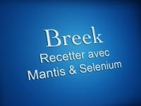 Recetter avec Mantis & Selenium