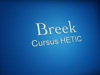 Cursus Hetic