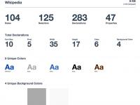 Vos CSS sont-elles optimisée par rapport à vos concurrents ?
