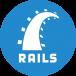Logo de Ruby on Rails