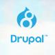 Logo de Drupal 8