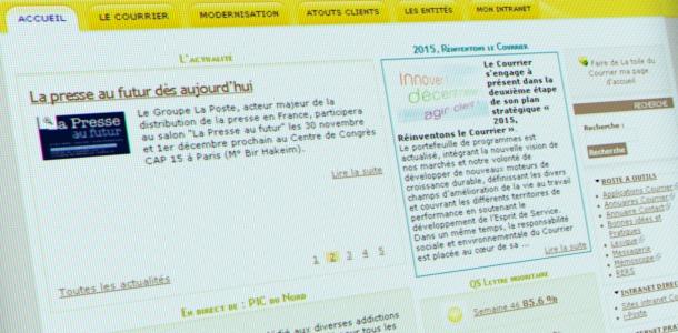 Plateforme Drupal pour un portail d'entreprise, 2 générateurs de sites et 1 générateur de newsletter