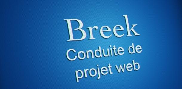 Formation à la conduite de projet web