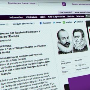 France Culture : accompagnement méthodologique pour la refonte sous Drupal