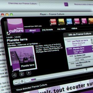Développement du player de Radio France (module drupal)