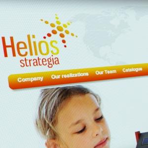 Amoa, design, developpement du site vitrine de la marque (Drupal)