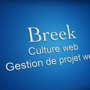 """Formation d'une grande agence web """"Culture & gestion de projet web"""""""