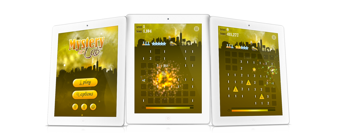 Le Mystery Lab, jeu iPhone, iPad, Mac OS X