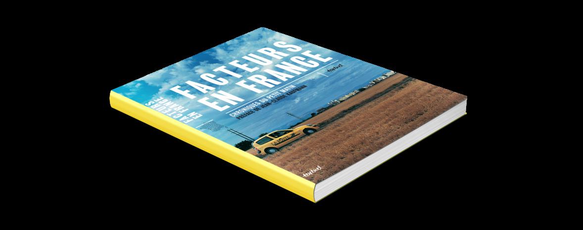 Blog, intranet, jeu flash pour le lancement du livre Facteurs en France