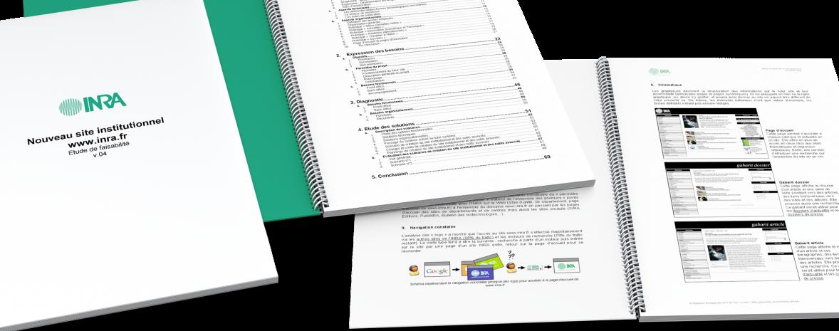 Audit de l'image institutionnelle web de l'INRA : tables ronds, besoin, faisabilité...