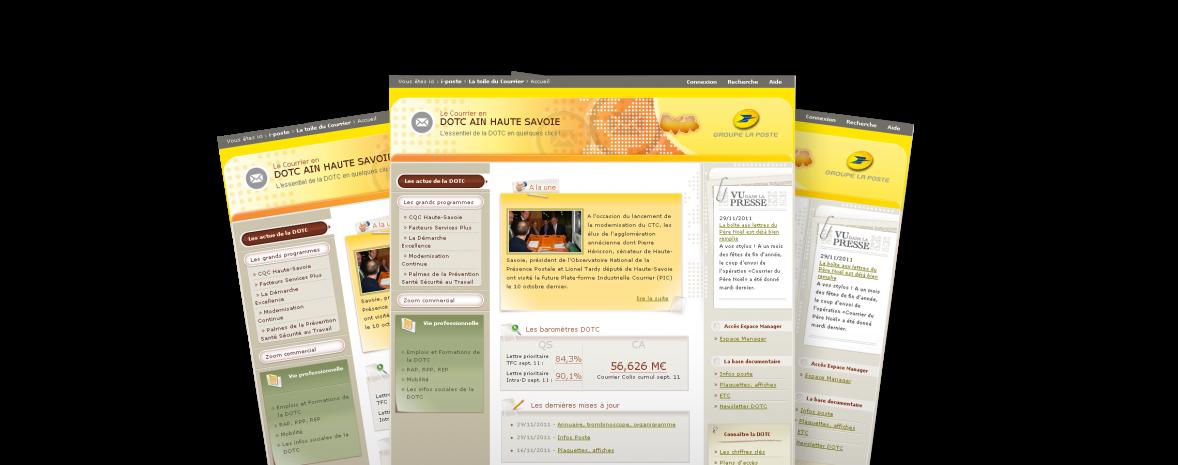 Générateur d'intranets basé sur Drupal